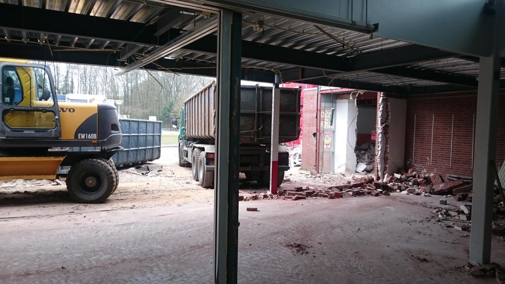 Renovatie gezondheidscentrum Helmerhoek Enschede