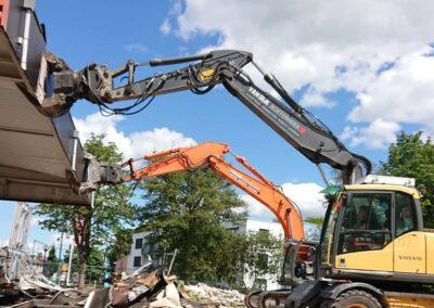 Sloopwerk en asbestverwijdering De Veensche Tuin te Veenendaal