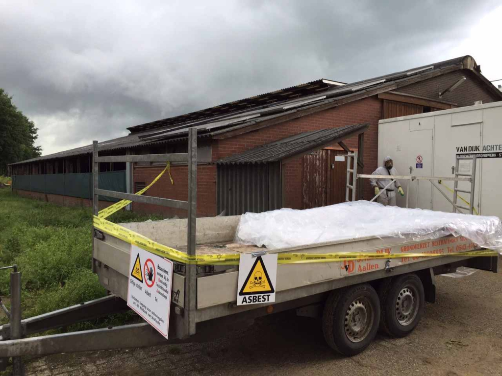 Asbestsanering Aalten