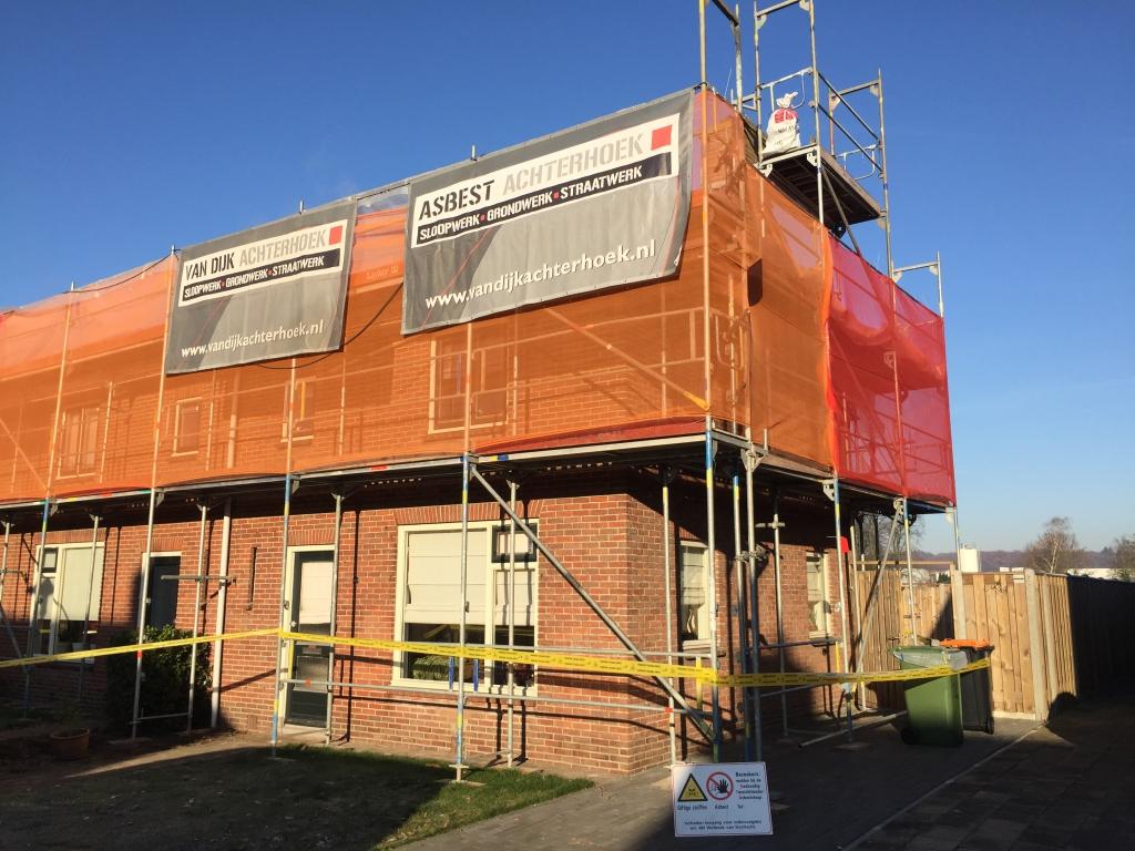 Renovatie 51 woningen van woningcorporatie  Viverion